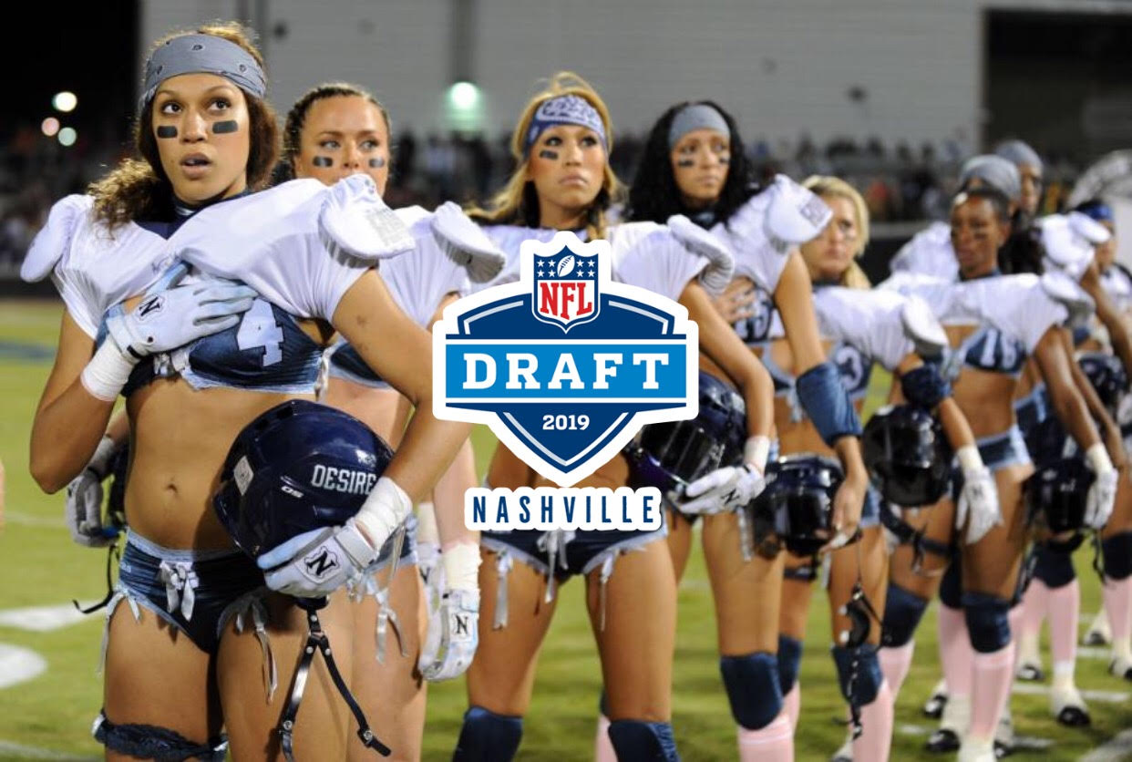 2019 nfl draft taking place in nashville, tn