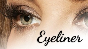 Eyeliner that goes where you go.So long smudges! -