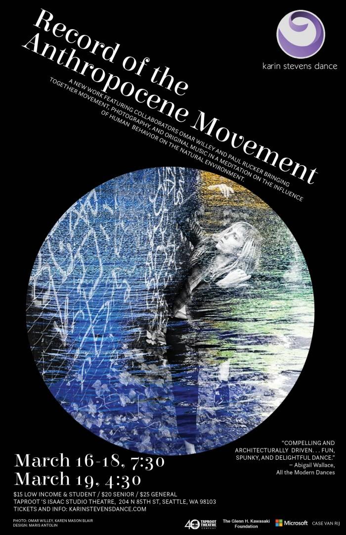 Photos  Karen Mason Blair, Omar Willey  Poster Design  Maris Antolin