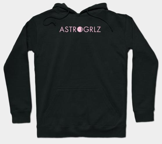 Pink Astrogrlz Hoodie