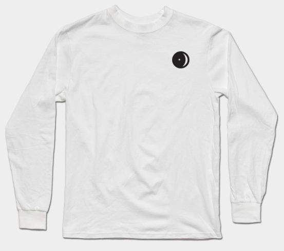 Black Astro Logo Long Sleeve