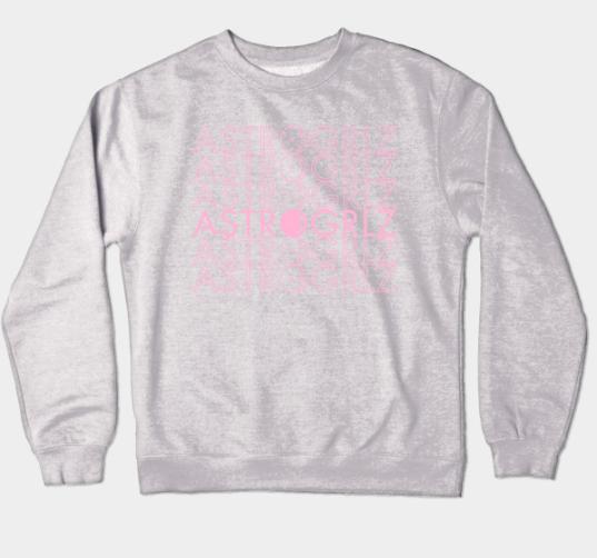 Pink Astrogrlz6 Crew