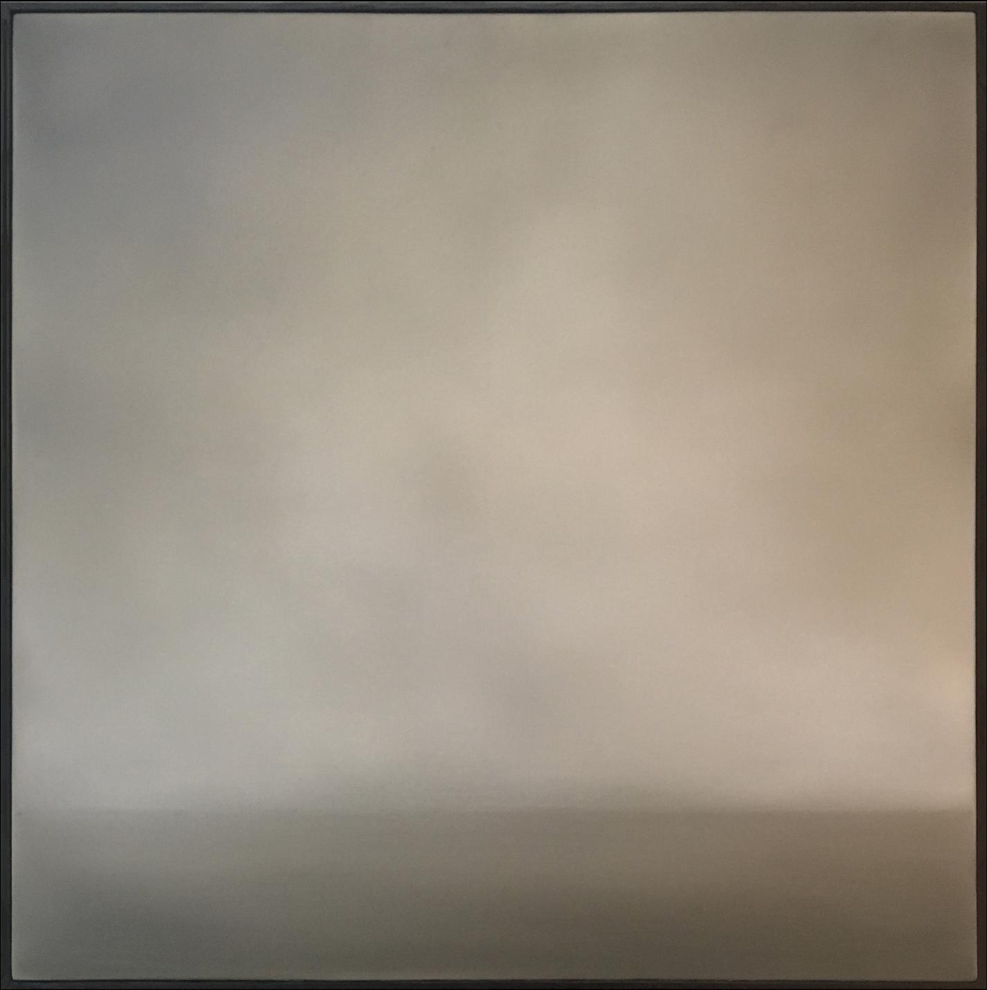 Matthew C. Metzger, Seascape I  Oil on Panel, 24x24 in.