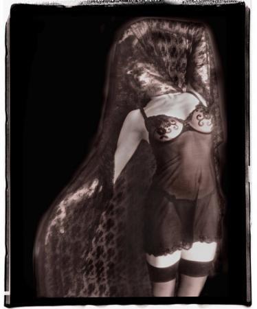 Douglas Kirkland, Ballerina, New York 2000  Archival Pigment Print, 30x24 in.