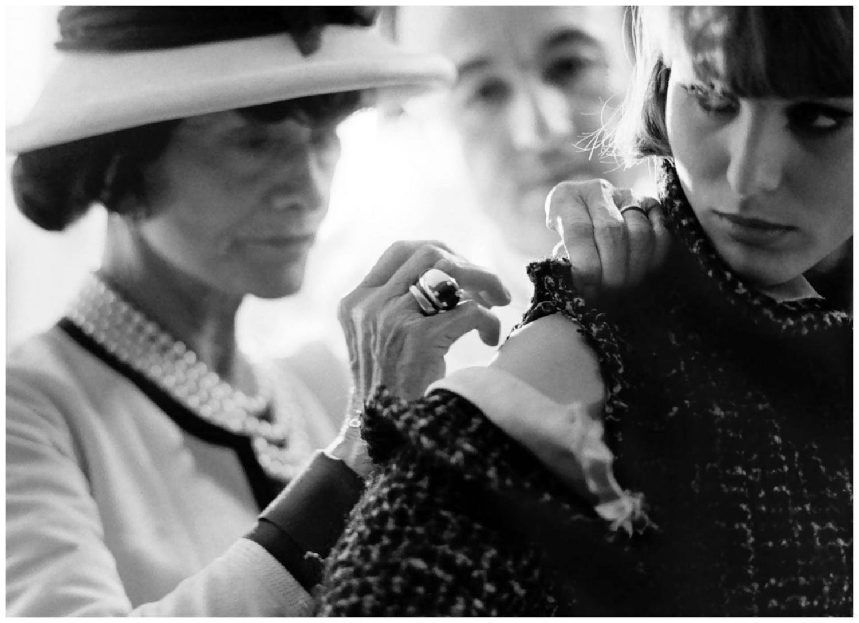 Douglas Kirkland, Coco Chanel Paris 1962  Archival Pigment Print, SOLD