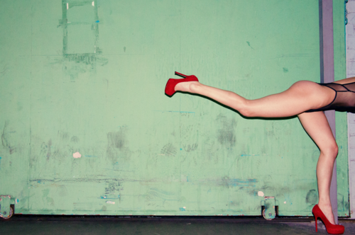 Tyler Shields, Legs  Digital Chromogenic Print, 30x22.5 in.