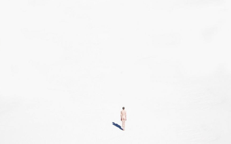Tyler Shields, End of the World 2  Digital Chromogenic Print, 20x30 in.