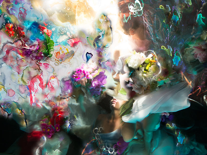Christy Lee Rogers, Above and Below Archival Pigment Print, 36x48 in.