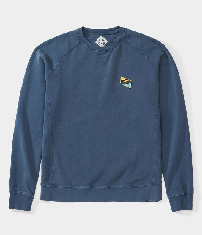 8. Almond x Slightly Choppy Sweatshirt, Known Supply - $68Because we can't forget the boys, or maybe we just like buying boy sweatshirts for ourselves… who's to say. We love this simple design from a company with a whole lot of heart.