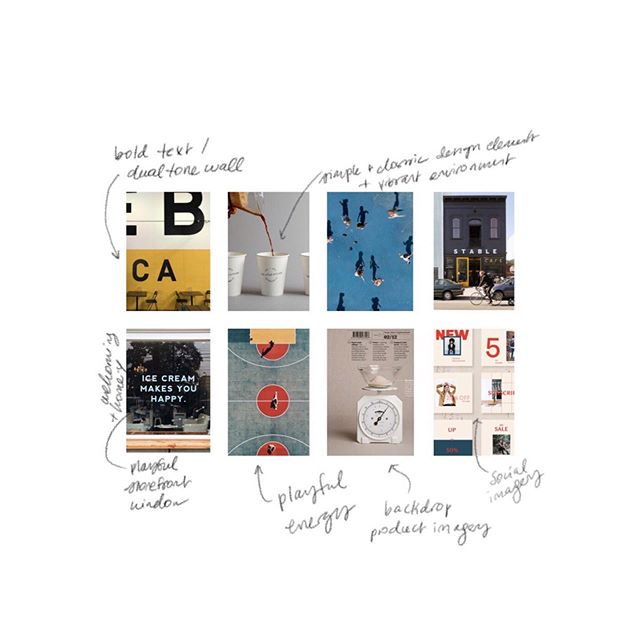 #moodboardmonday + my signature scribbly notes 📝