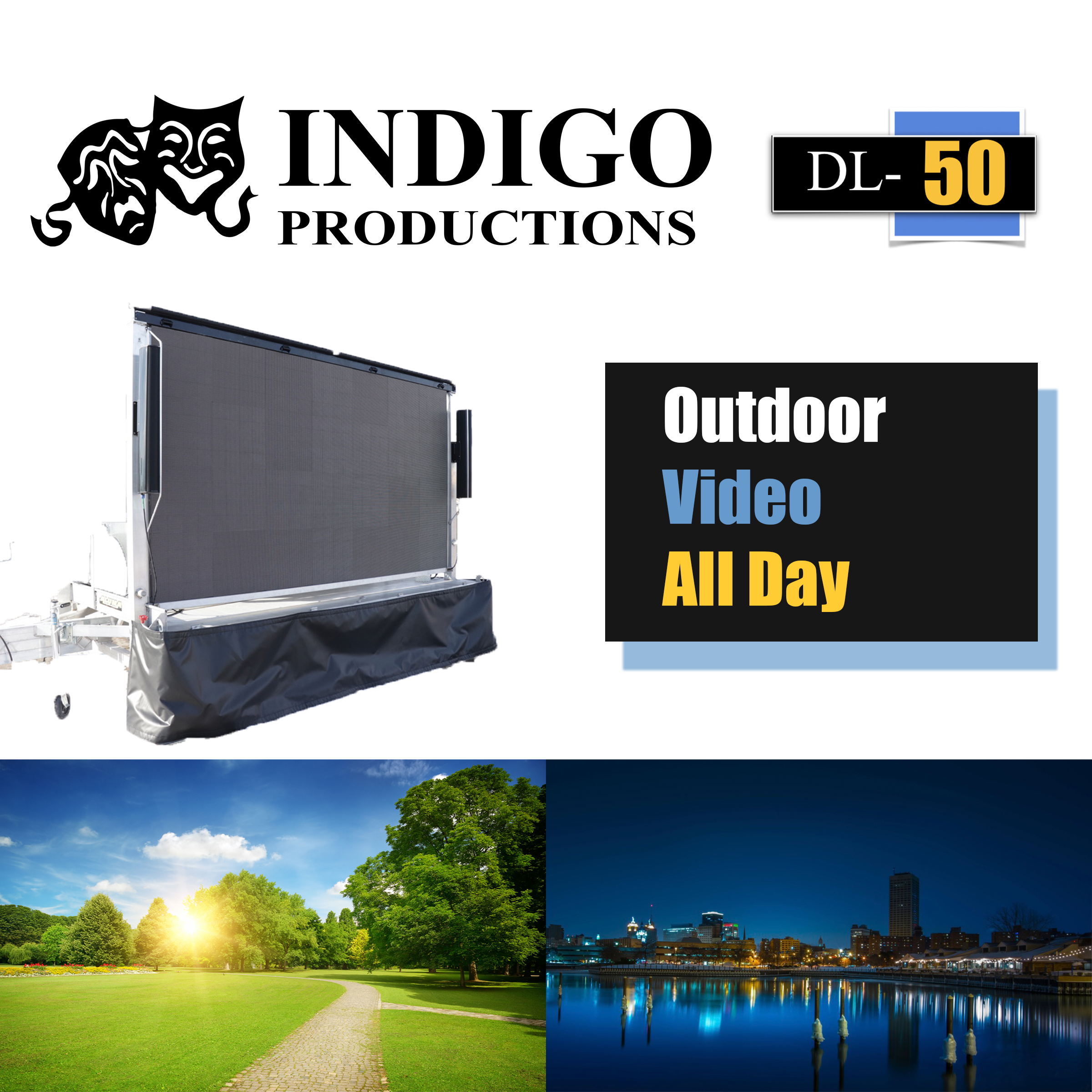 Mobile LED Video -