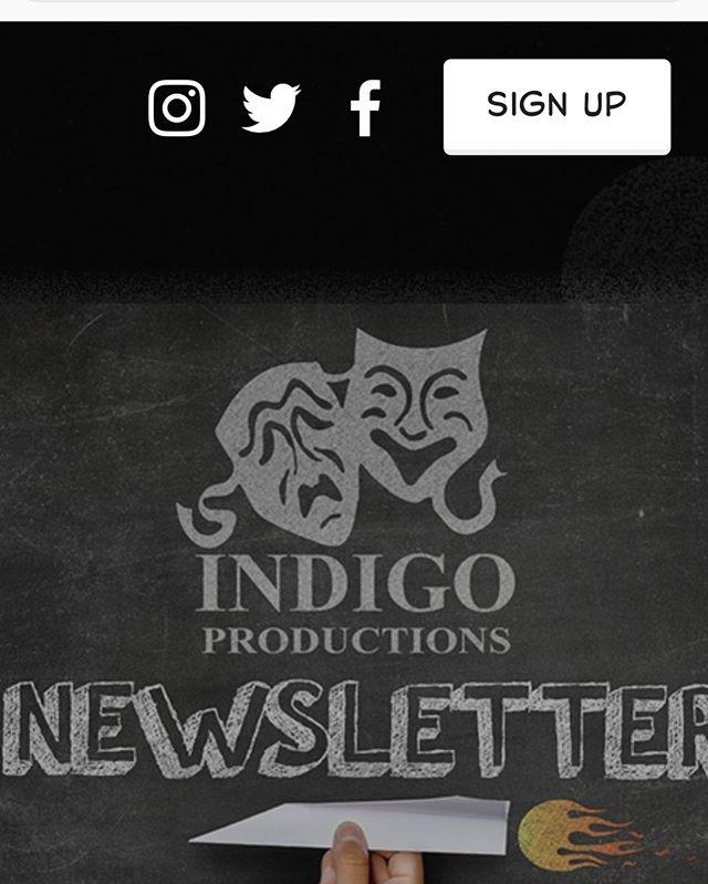 🎭Sign up for our season newsletter! We'll take you backstage!🎭 . . . . . . . . . . . . . #indigoproductions #indigobuffalo #buffalove #buffalony #wny #nys #liveevents #eventprofs #marketing #buffaloconcerts #buffaloevents #newyork #newsletter #backstage #forliveevents #indigoproductionsbuffalo #livesound #concertlighting #eventtech #theatre