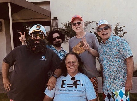 We are so happy to have Hair of the Dog joining us again this year!! As North County's premiere bar band, rocking and rolling with more than 500 classic hits in their repertoire, they guaranteed to put the dance in the party🕺🏽💃🏽#somuchfun