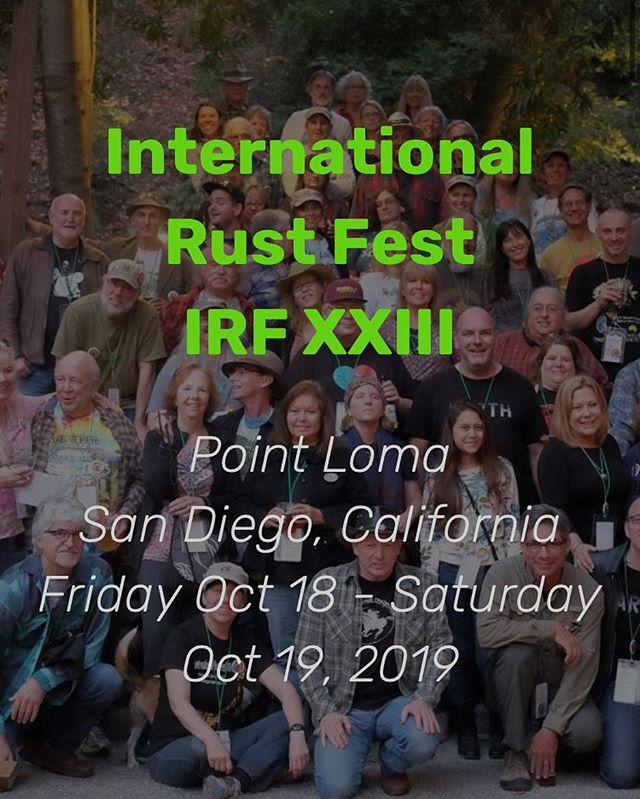 🎸 Join us THIS Friday at @thelomaclub for the International Rust Fest :: IRF XXIII :: to kick off #beyondbridge weekend! Music begins at 5:30 with Tim GuitarMan & Friends with Rust Fest Music going from 7-10pm with The Keith Haman Band and Special Guest Paul Gase 🎸