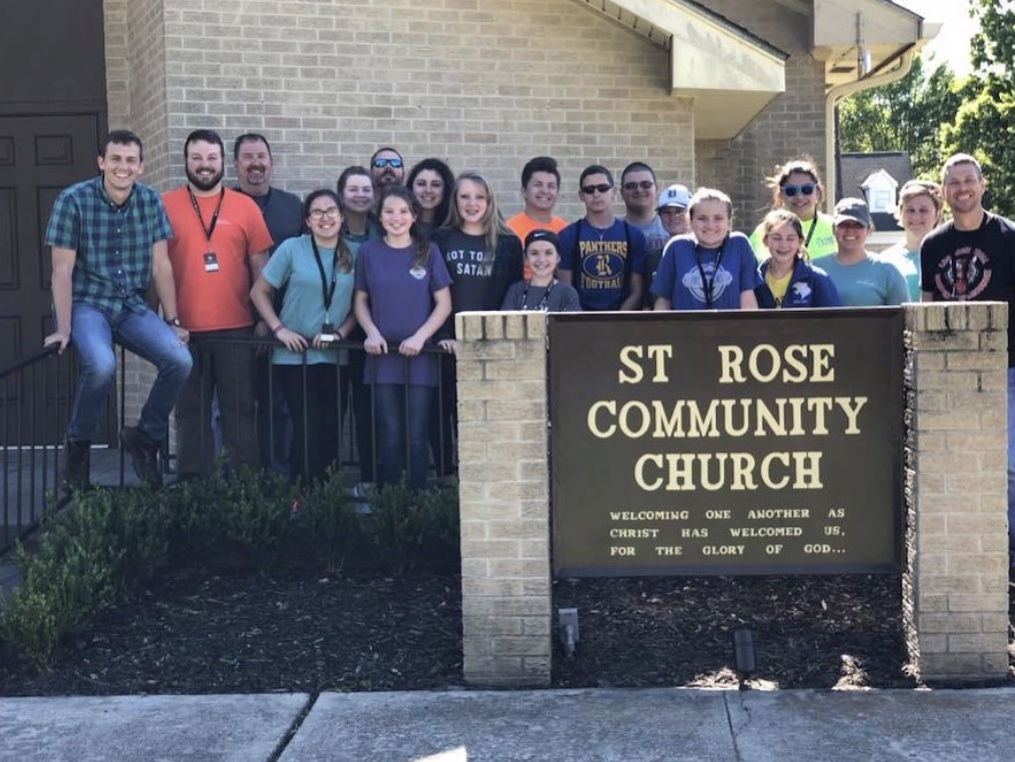 U.S. STATE SIDE - Throughout the year we plan trips to different locations in our state and beyond. Sometimes we may work with church plants, benevolent organizations, or inner city ministries.