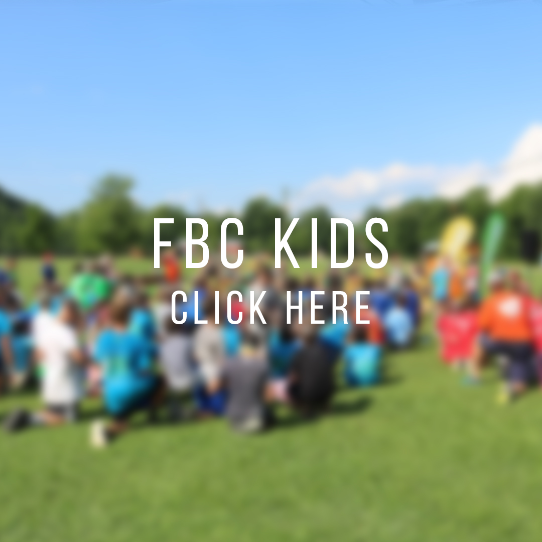 FBC KIDS - Here at fbc we invest in our kids. This is our future and we focus on developing them into difference makers! To learn more about this important opportunity visit the kids page.