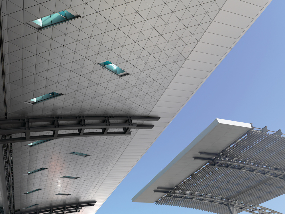 Doha International Airport - Exterior Soffit 2.jpg