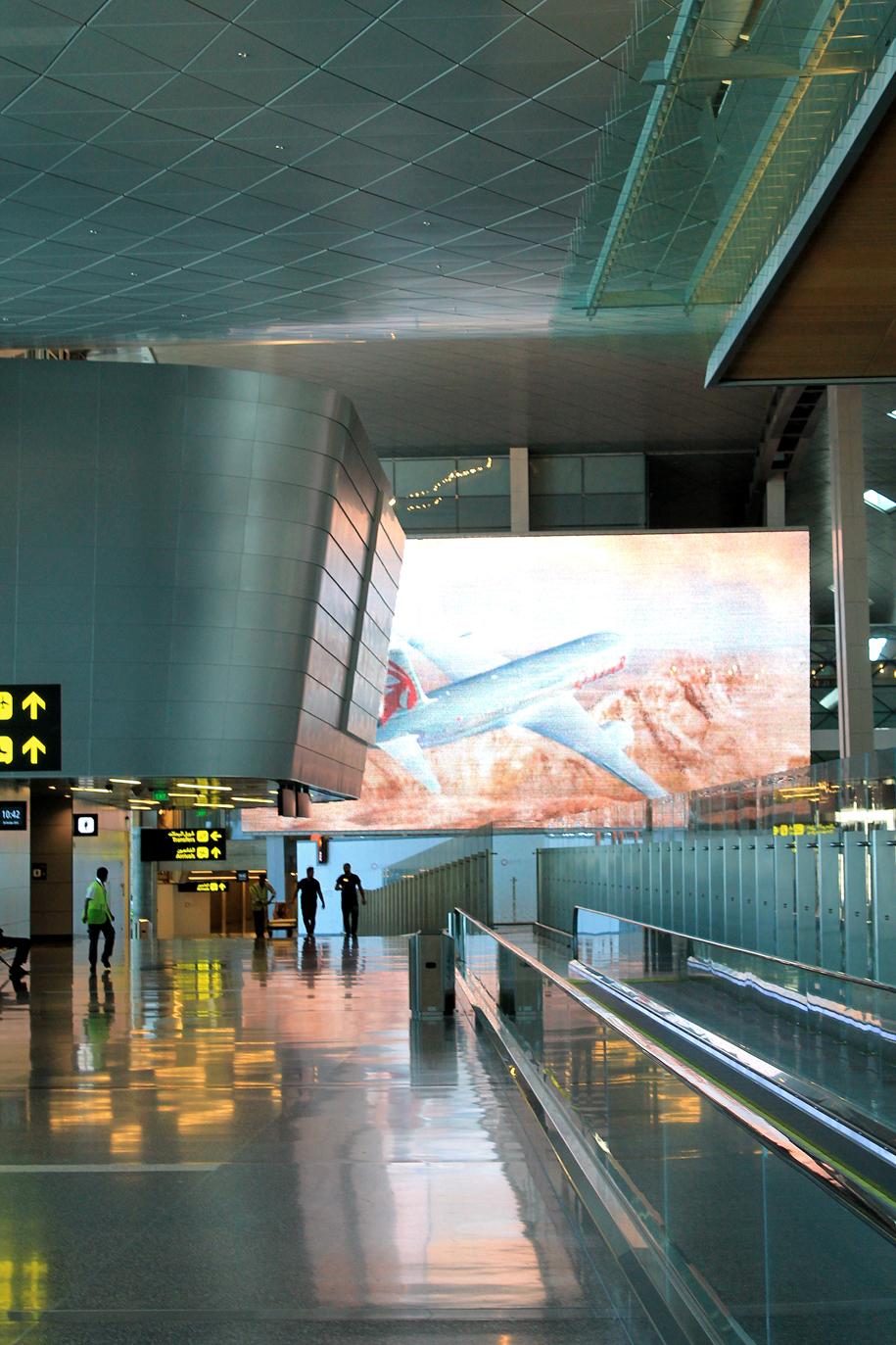 Hamad International Airport - Mediamesh® (Doha, Qatar) - 4.jpg