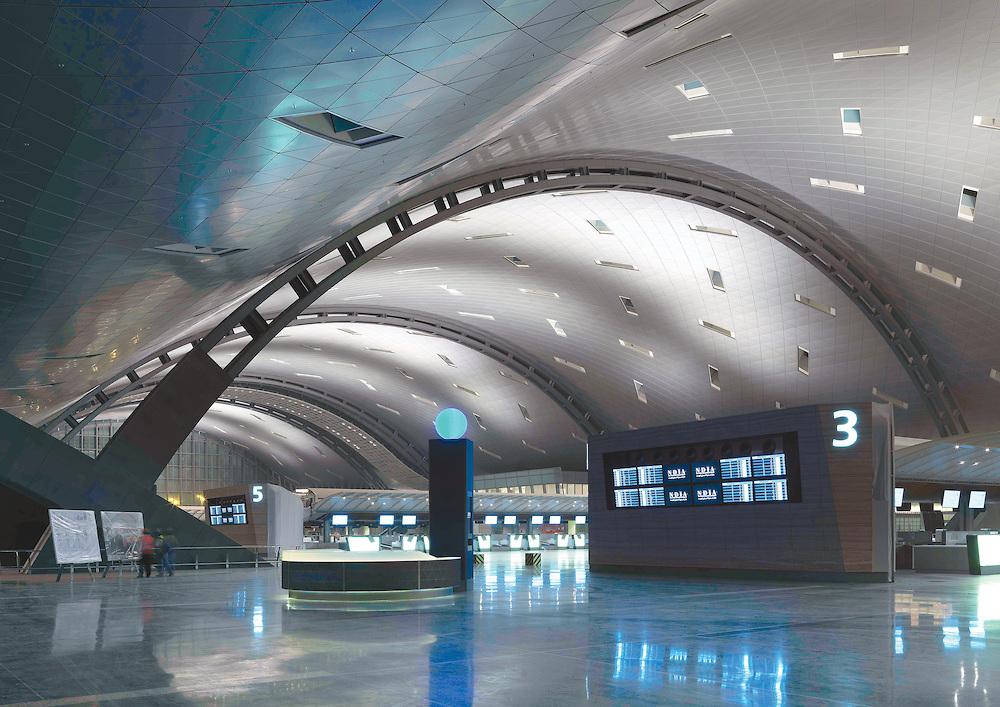 Doha International Airport - Tessalations.jpg