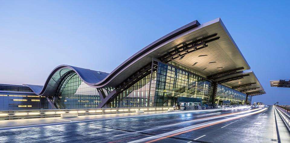 Doha International Airport - Exterior Soffit.jpg