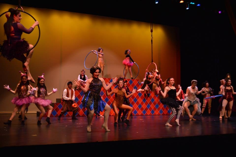 Pippin   at Chaminade College Prep  Photo by