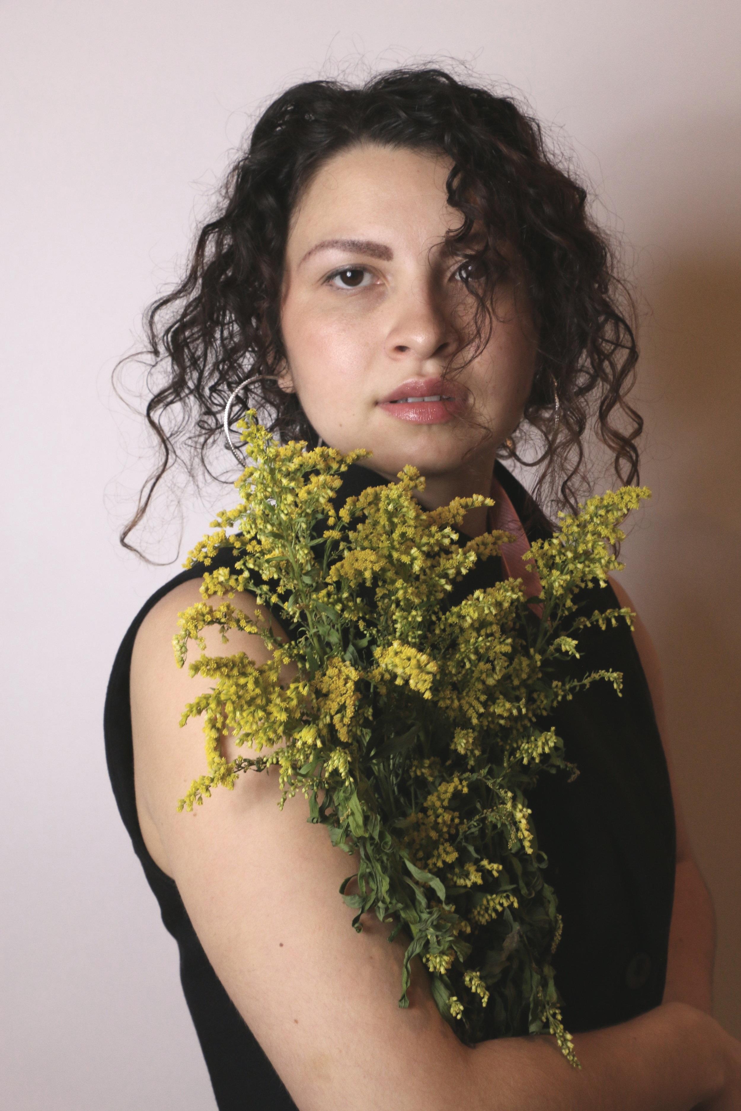 "Maya Malan-Gonzalez by  Gabriela Ortega , part of the ""BossBitch"" Photoshoot Jan 2019"