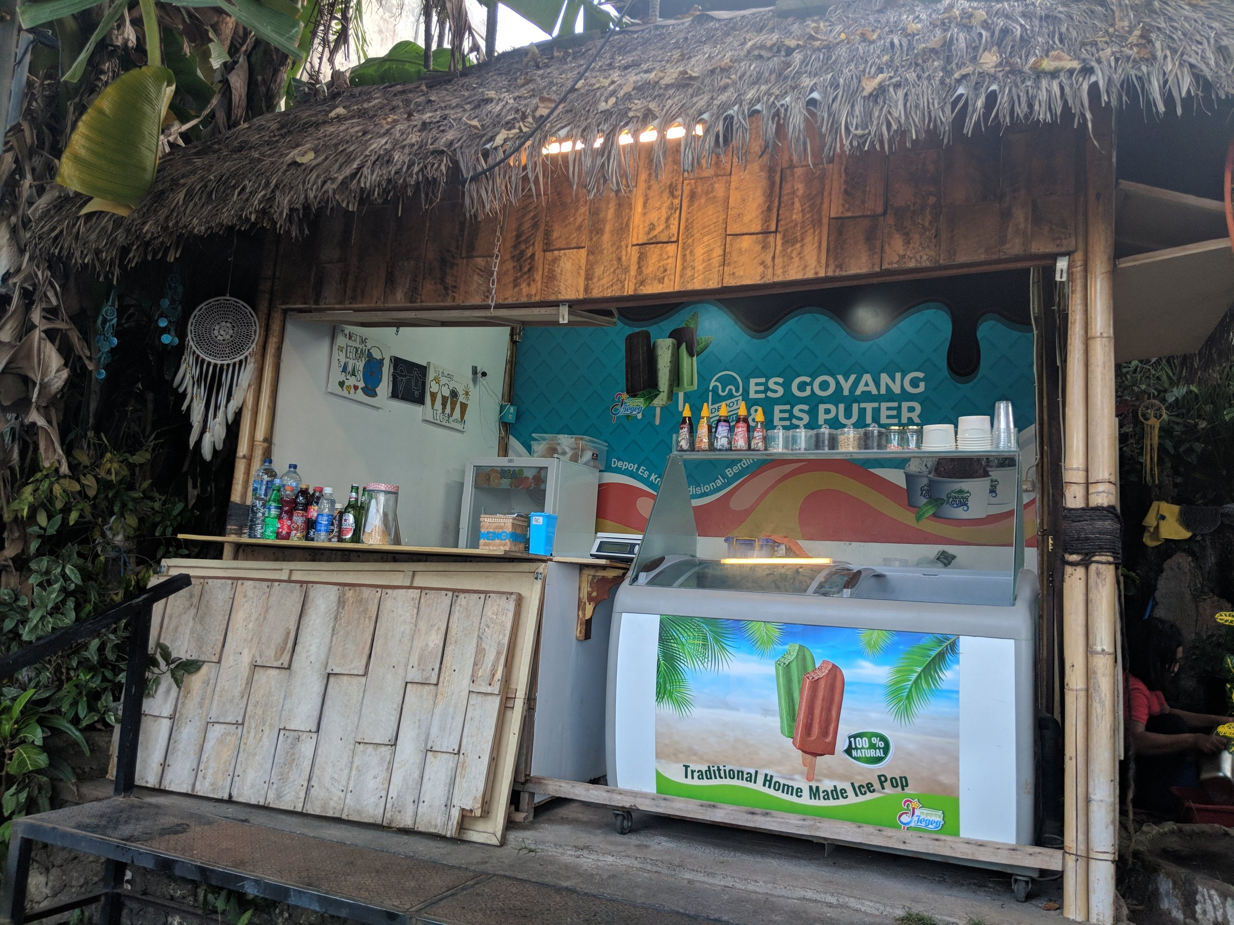 Depot Goput at Sanur Beach was my favourite find during my trip to Bali
