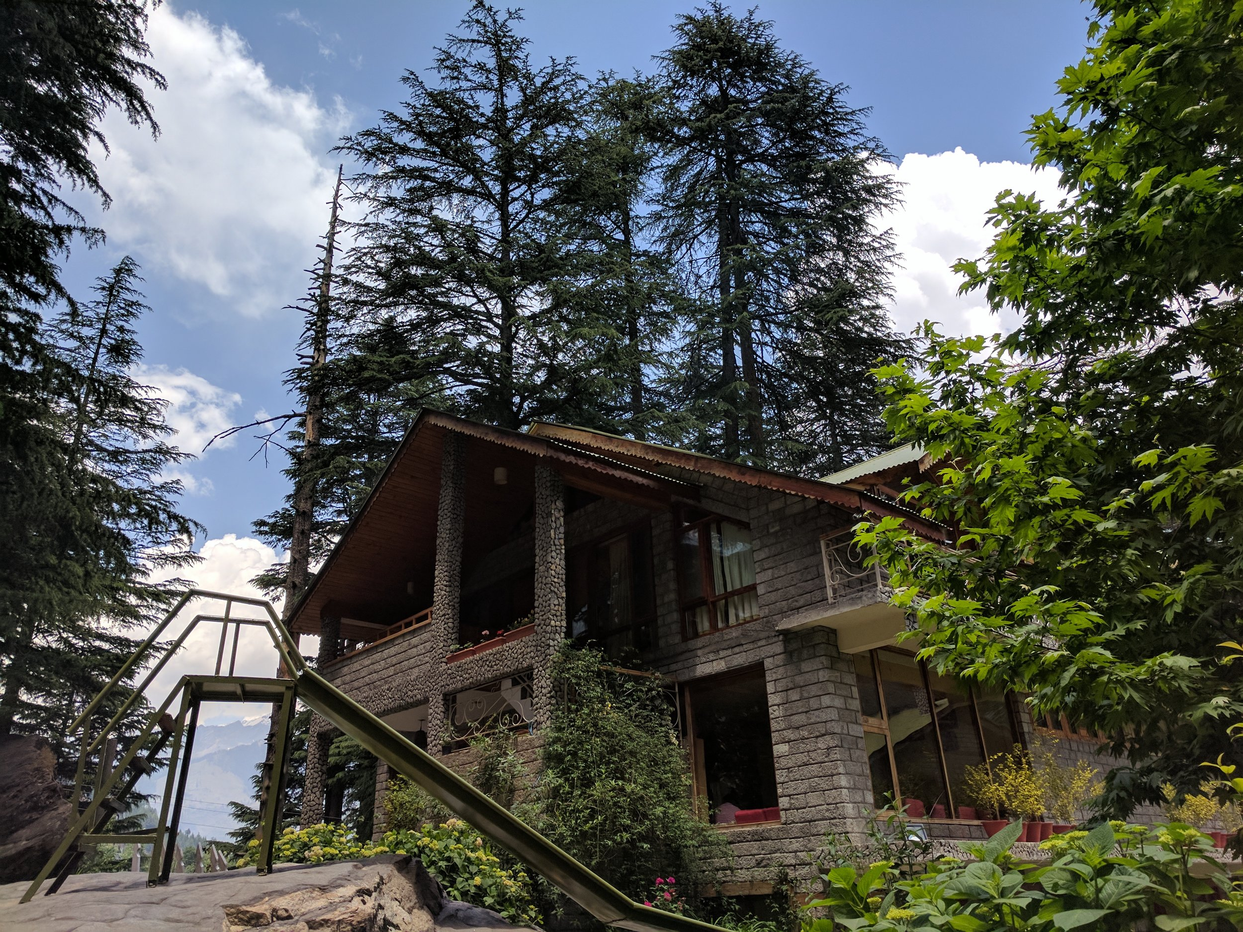 Casa Bella Vista In Old Manali