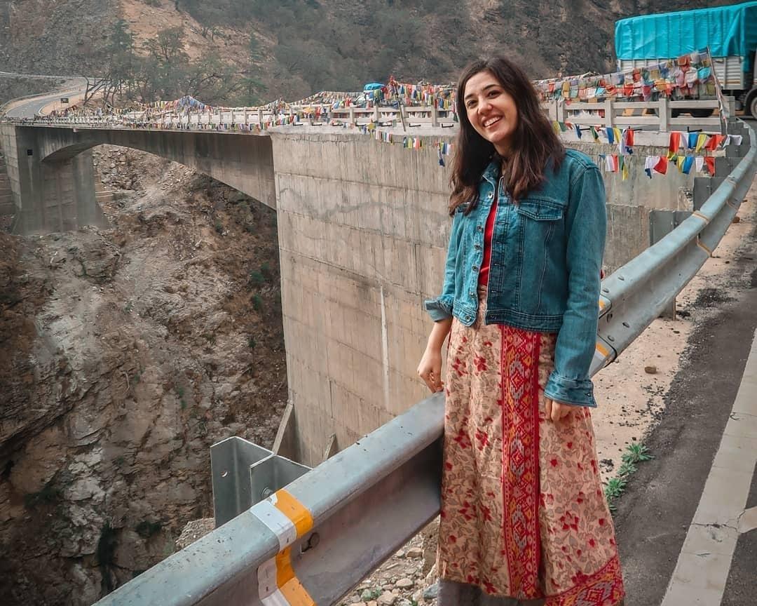 Beyond the first Check Post of Bhutan