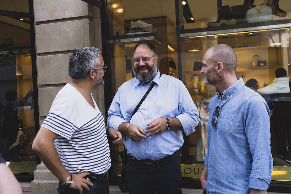 Eric Chenal - Facciata - Vernissage -Mike KOEDINGER, Gilles ROD, David ROSNER_ 45..jpg