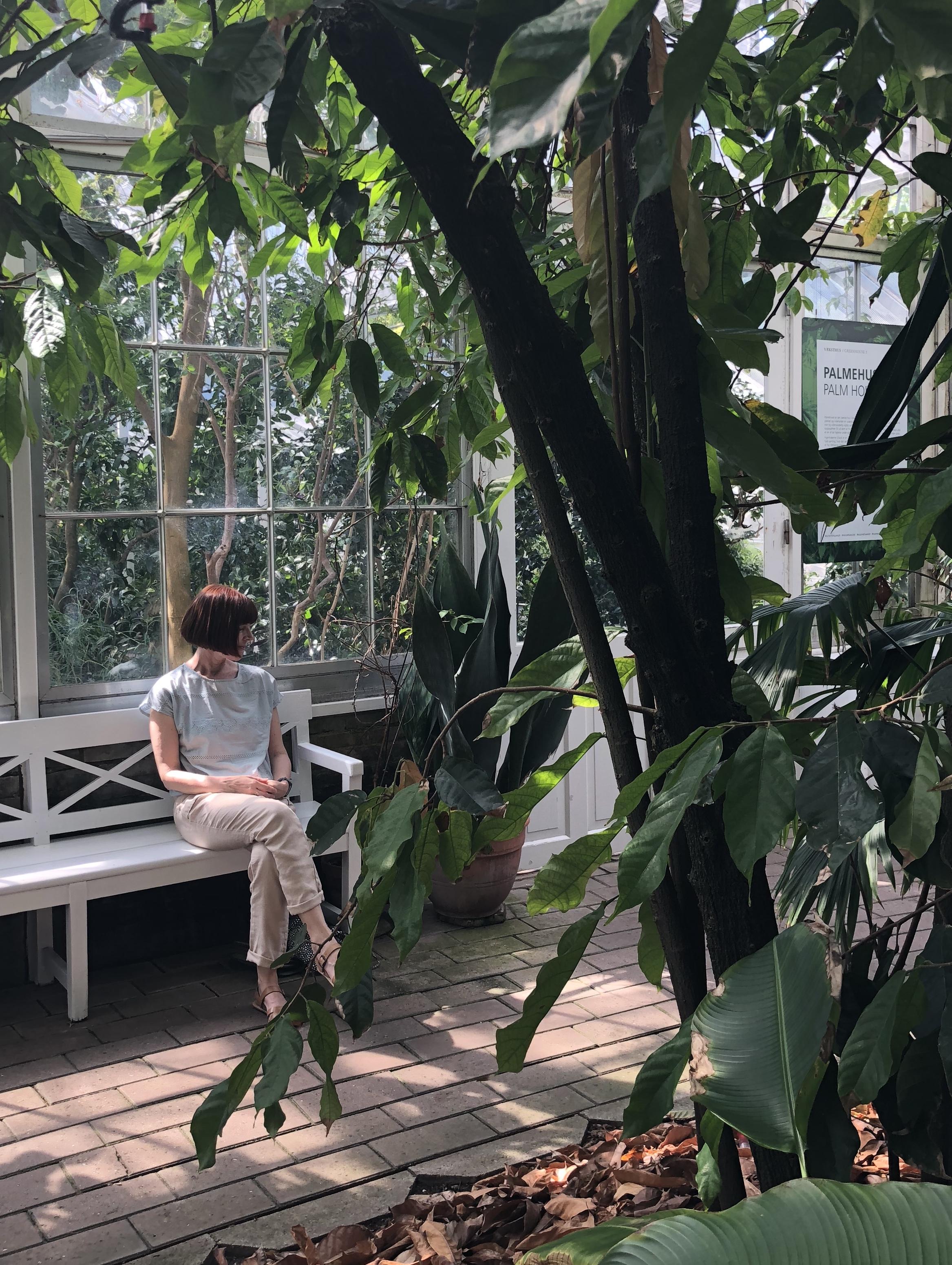 Location: University of Copenhagen Botanical Garden, Photographer: Megan Tamzin Photography
