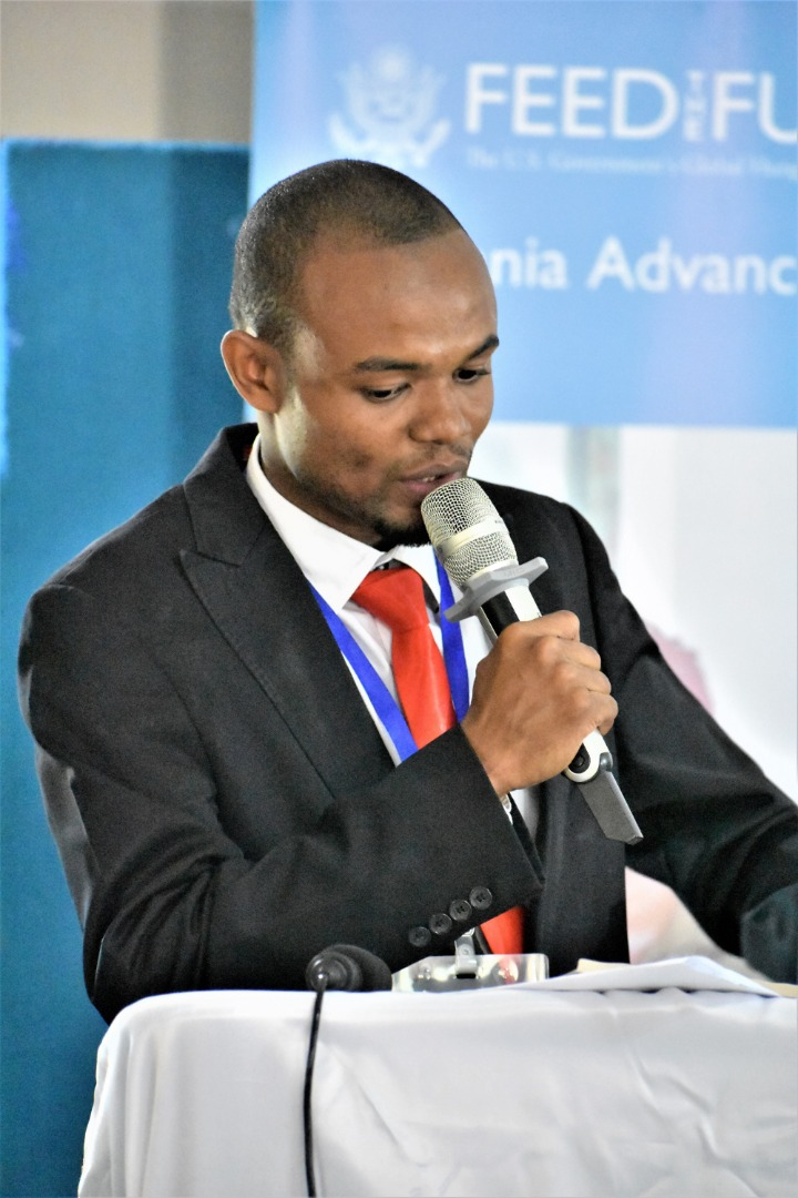 Rashid Mwinyi - Programs lead