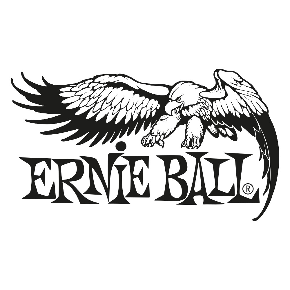 Proudly endorsed by Ernie Ball!