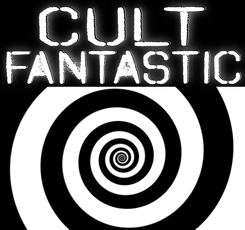 Cult Fantastic Logo (Print)