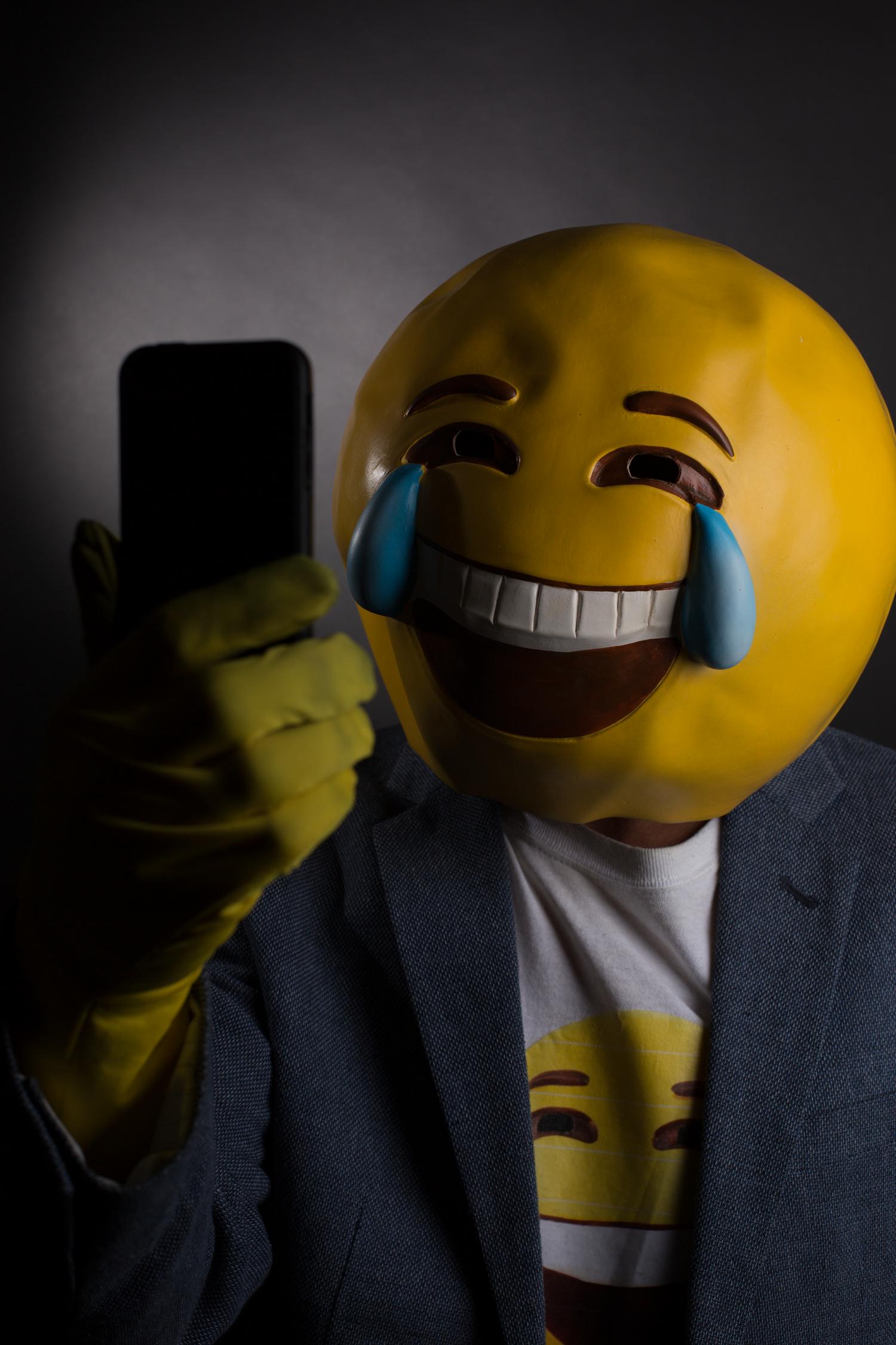Cult Fantastic Screens Selfie (Print)