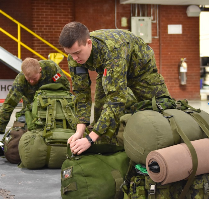 Exercise Arctic Bison 19.