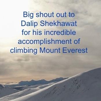 Read about it in https://www.cbc.ca/news/canada/manitoba/manitoba-teacher-climbs-everest-1.5146333 #royalwinnipegrifles