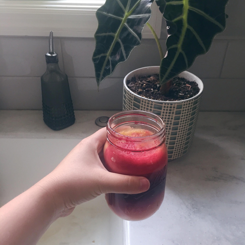 Mindful Mornings Juice Recipe via emmiscott.com