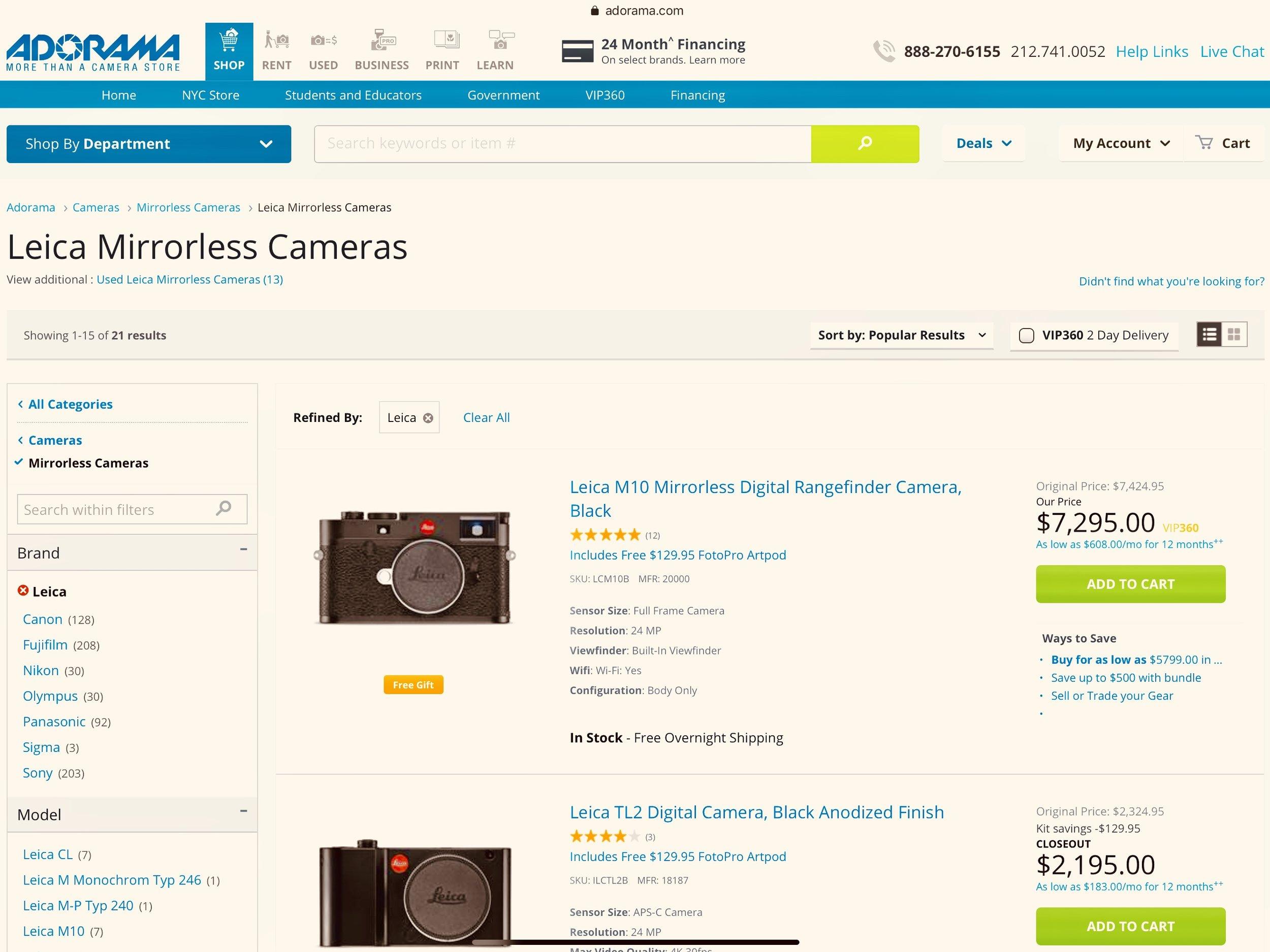 https://www.adorama.com/l/Cameras/Leica~Mirrorless-Cameras