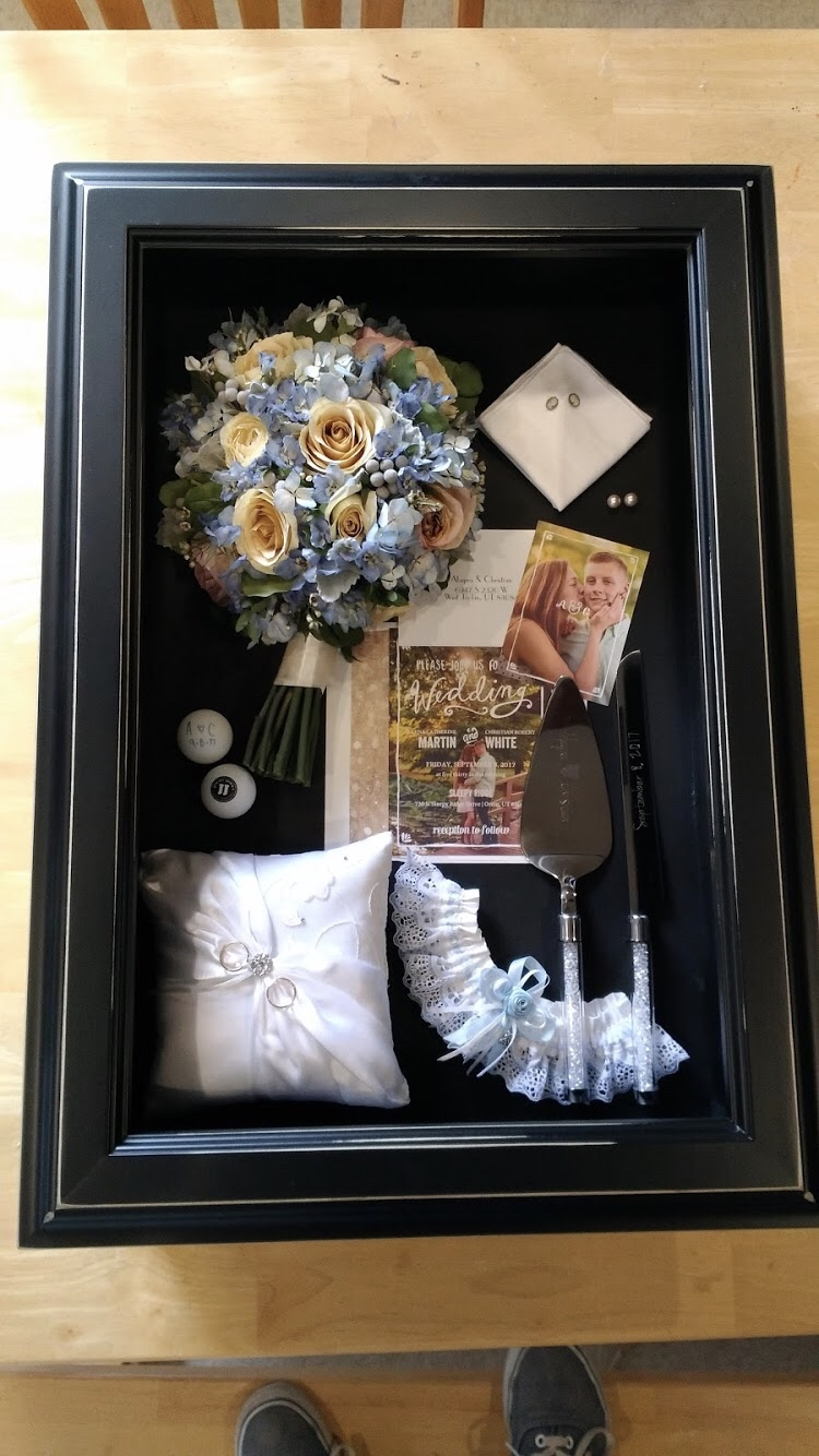 Shadow Box #2 - Extra Large, Rustic