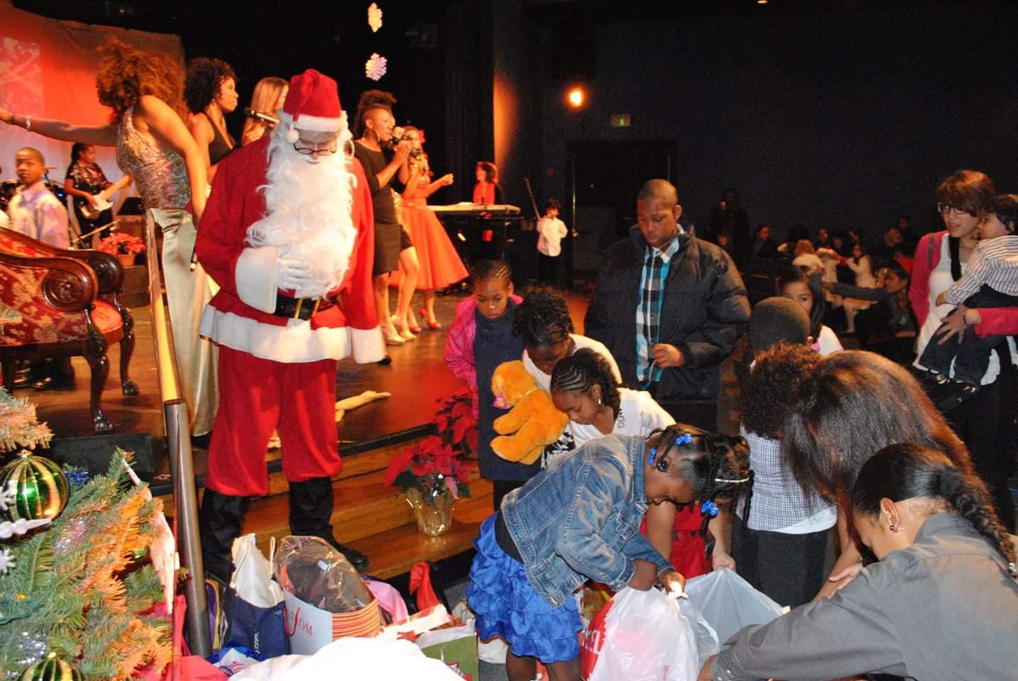 Crystal Starr Christmas 2011