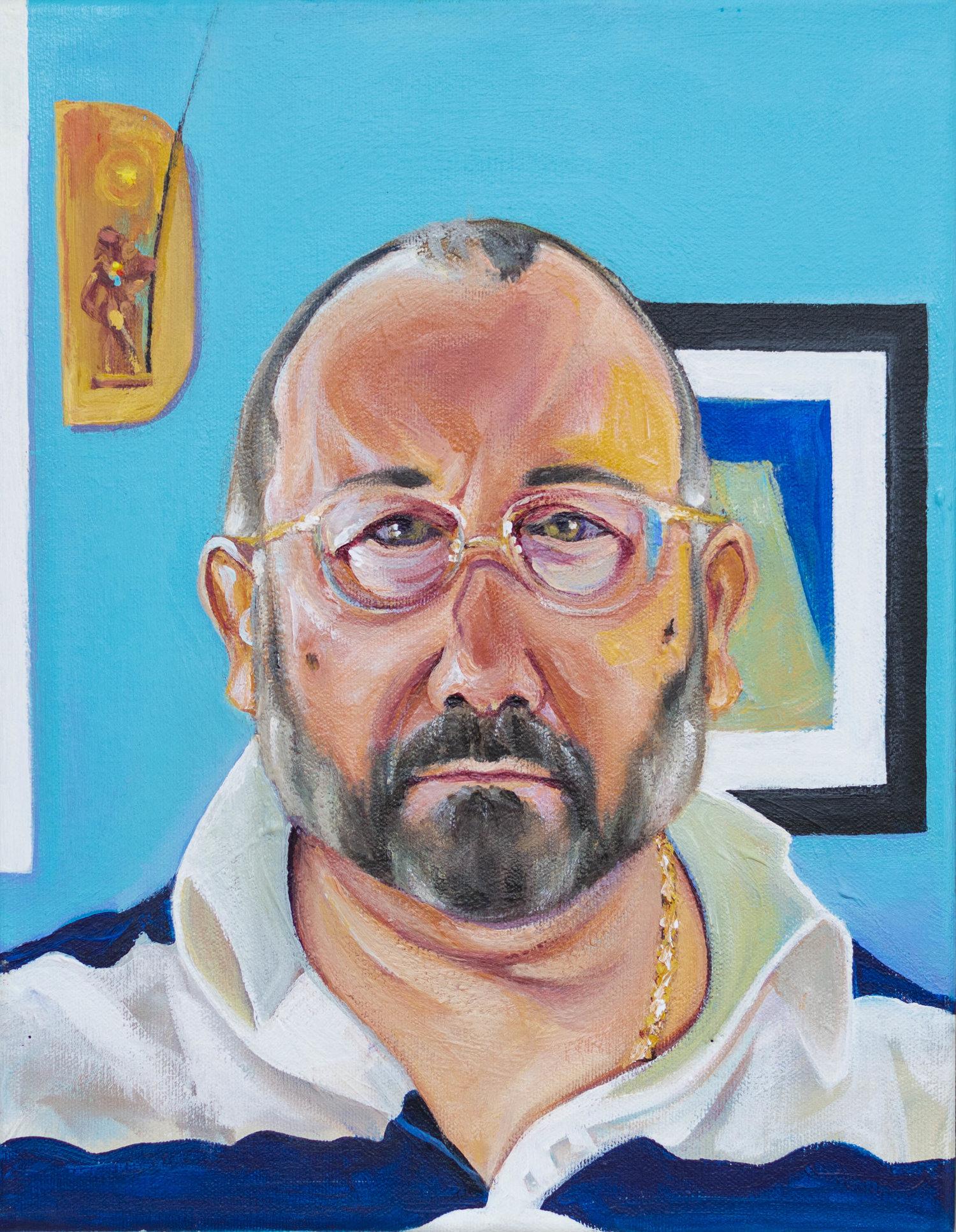 """Self-Portrait 2019"" -"
