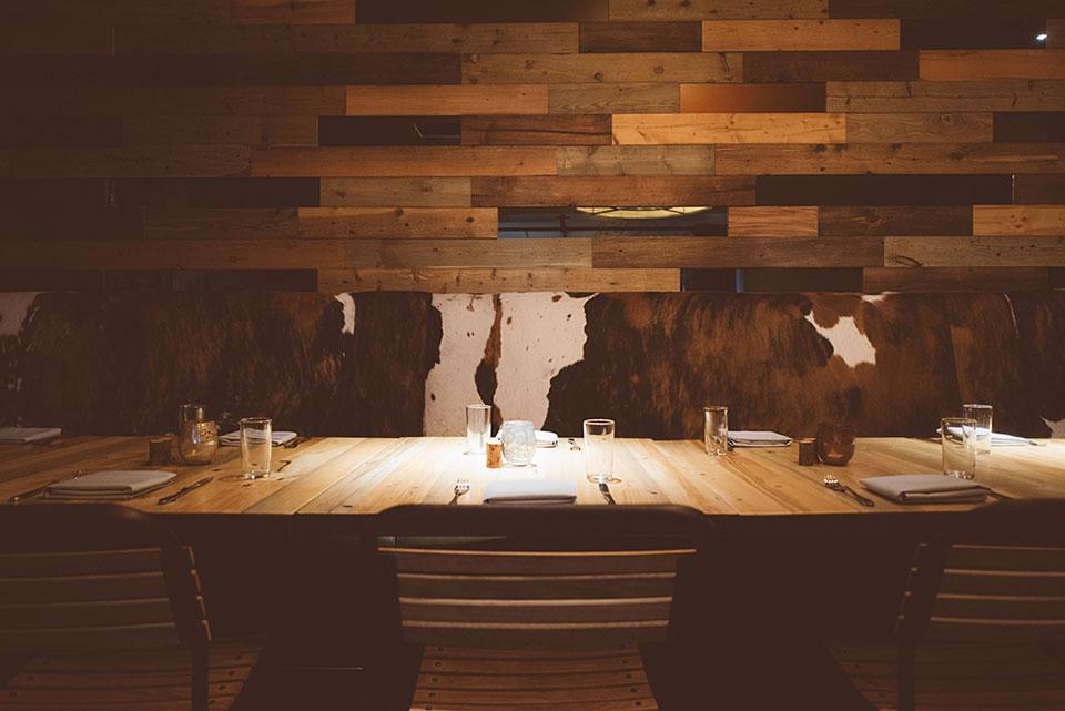 Cowhide Room