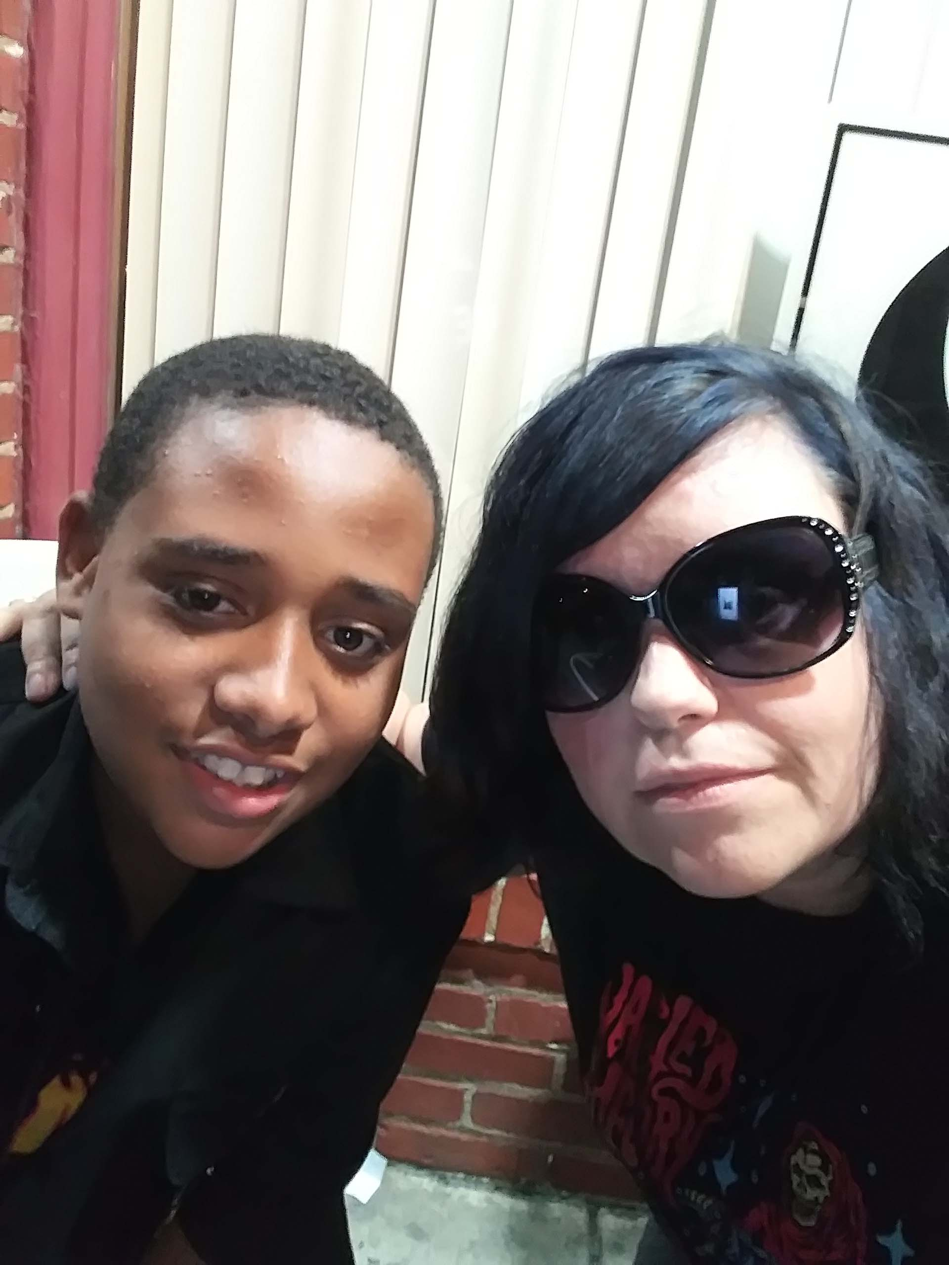 Rockin with jr. doom - Taking my son to his first Doom Fest