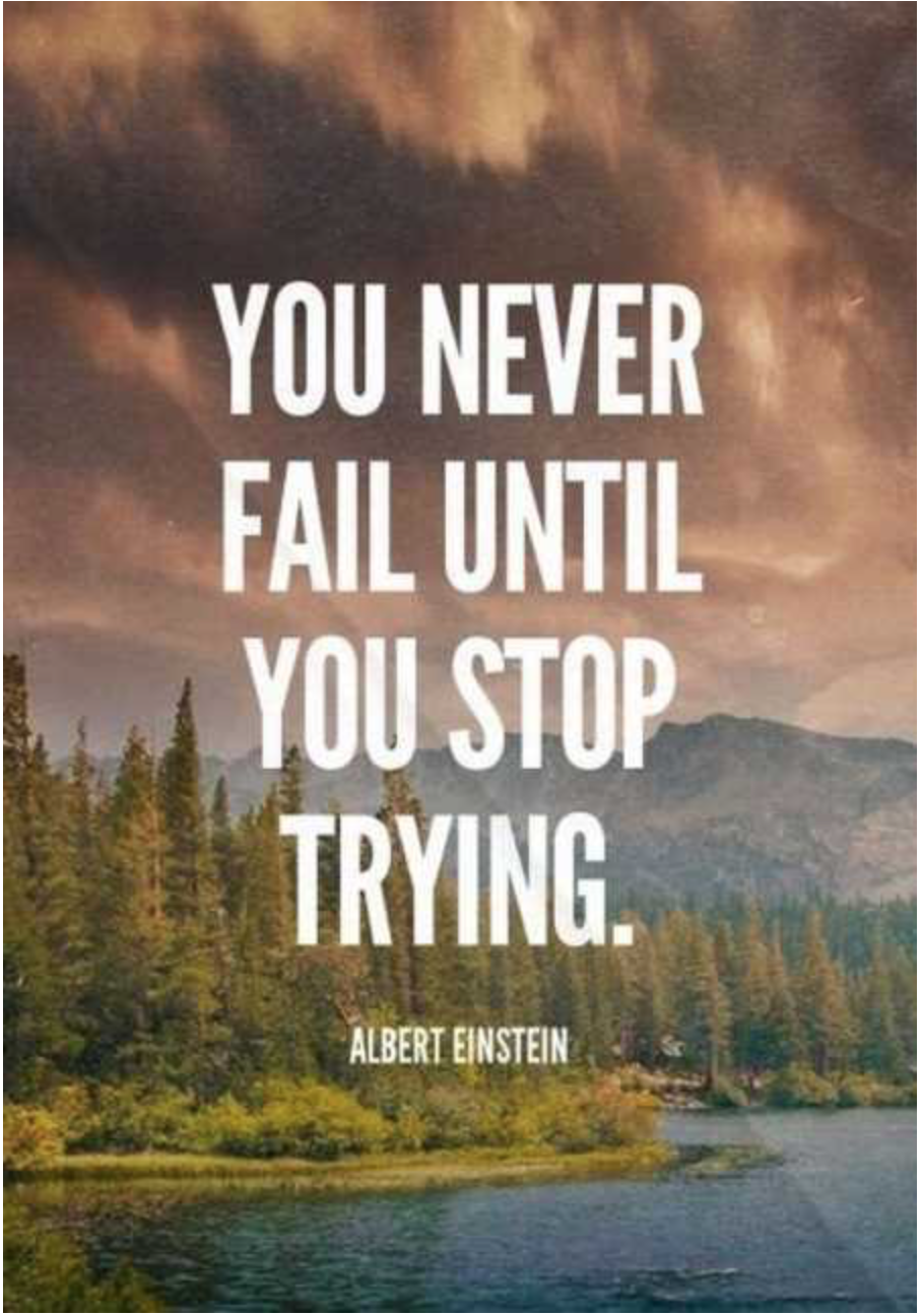 15 Inspirational Quotes for Overcoming Failure — World of ...