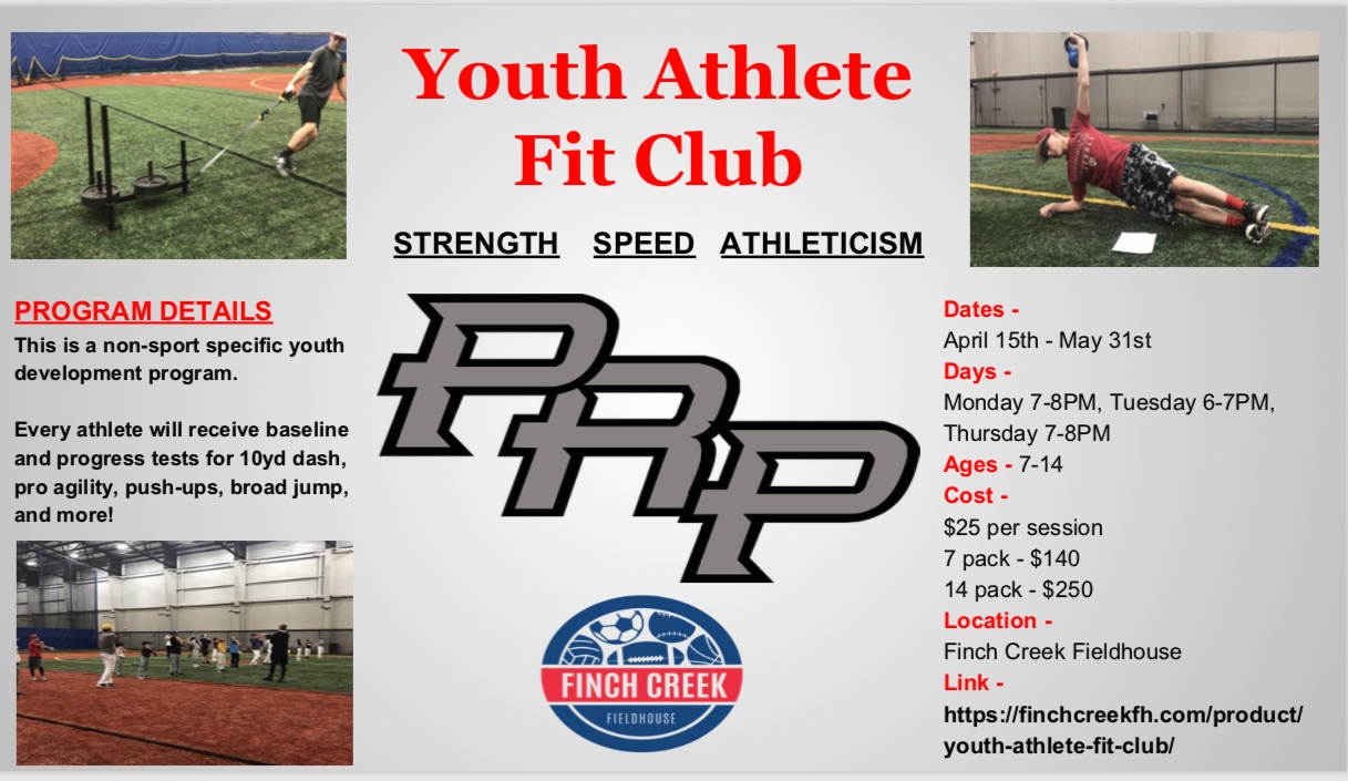 Youth Athlete Fit Club