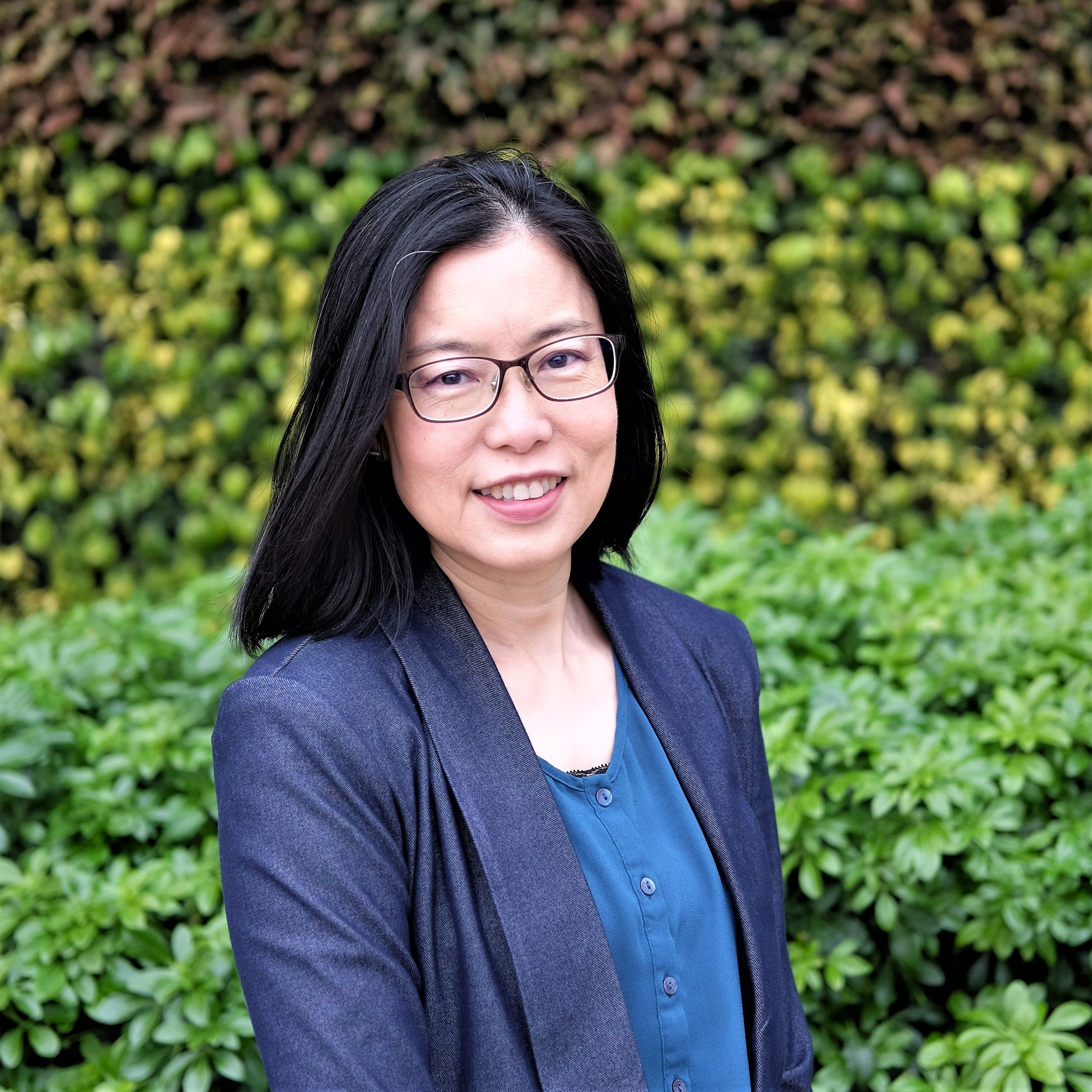 Shirley Lai, MSW, RSW -
