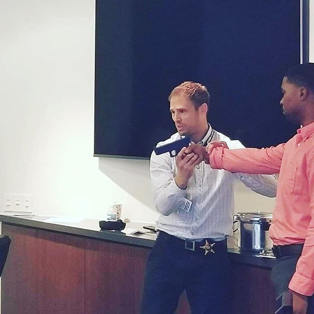 Active Shooter session at a Law Firm. With: Embassy Security Group & @no_fear_ofir . . . #security #safety #safe #kravmaga #protection #group #active #lawenforcement #military #excercise #safetyfirst #guns #instagood
