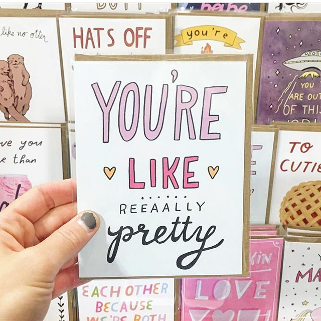 @aviatepress with these cute and sassy 💁‍♀️ cards! Come shop with us @scoutsmarketplacetn