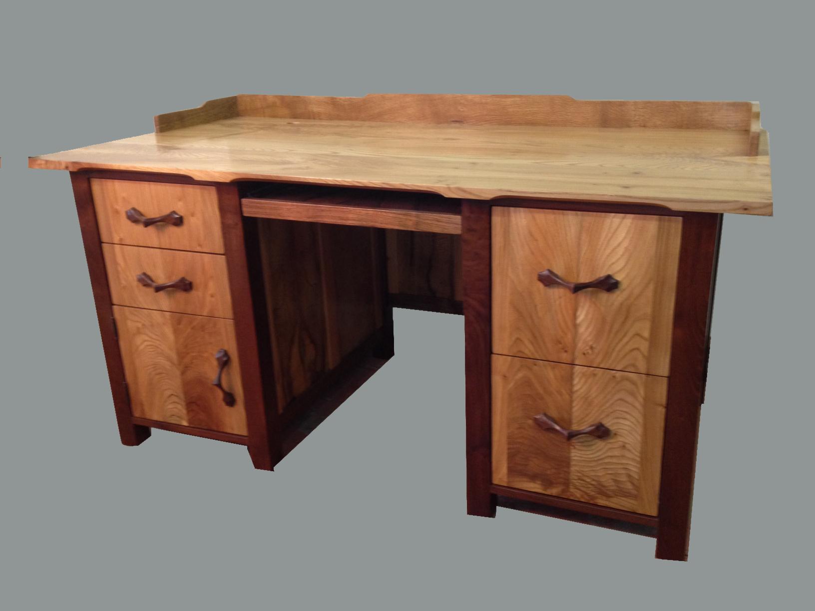 Ed's Desk
